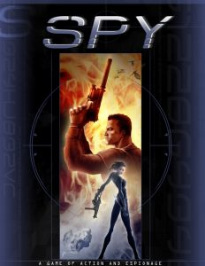 Spy - a game of action and espionage
